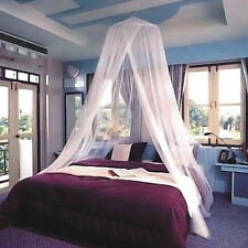 Mosquito Net Fly Insect Protection Single Entry Double King Size Canopy Holiday