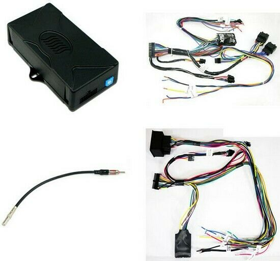 Crux SOOGM-16 Radio Replacement Module for Select 2006-14 GM Vehicles