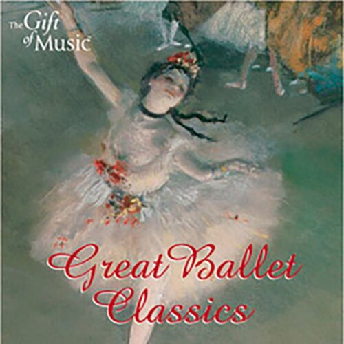 SALE GREAT BALLET CLASSICS CD ALL THE GREATS FOR LITTLE BALLERINAS TO DANCE!