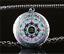 Vidrio-Cabujon-de-foto-om-Luna-Mandala-Collar-Colgante-Relicario-De-Plata-Tibet miniatura 1