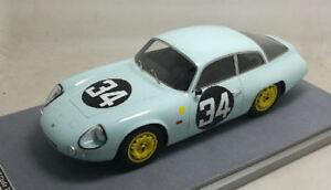 Alfa-Romeo-Giulietta-Sz-34-Dnf-Lm-1963-G-Sala-R-Rossi-1-18-Model-TECNOMODEL
