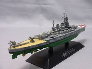Eaglemoss-1-1100-Littorio-Battleship-Warships-Japanese-Diecast-Mini-WS25
