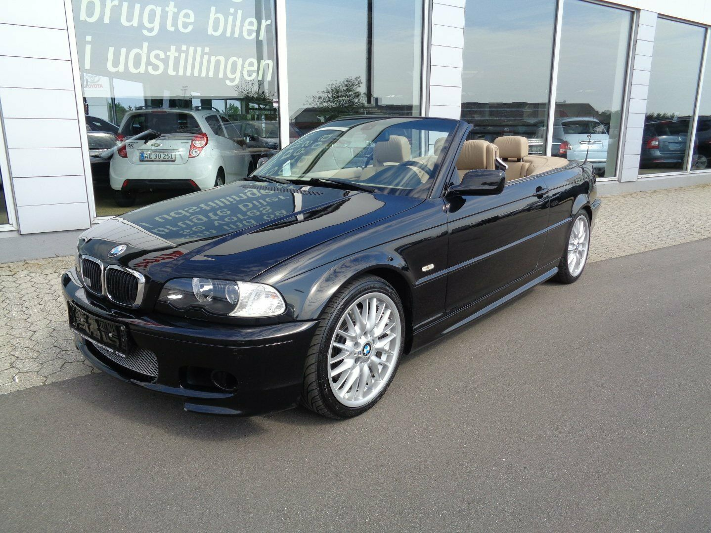 BMW 330Ci 3,0 Cabriolet 2d