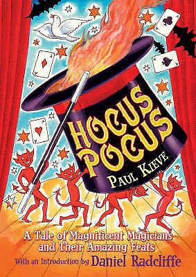 1 of 1 - Kieve Paul-Hocus Pocus  BOOK NEW