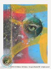 © ART - GraffARTi  - The Art In Graffiti  - Abstract Social Original print by Di