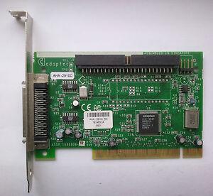Adaptec-AHA-2910C-PCI-SCSI-Host-adapter-card-50-pin