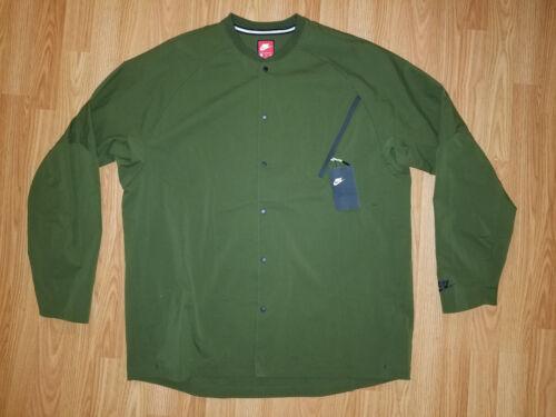 Leggera Msrp Militare Uomo Nuove Nike Verde Xxl Giacca 4OttSwx0