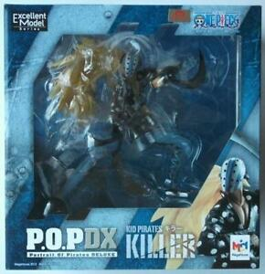 Mega-House-ONE-PIECE-KID-PIRATES-KILLER-Figure-Doll-2012-New-Unopened-Unused