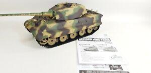 RC-TANK-HENG-LONG-King-Tiger-2-4G-Radio-Remote-Control-RC-Military-Army-BB-Tank