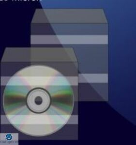 CD-DVD-RACCOGLITORE-di-plastica-con-patta-e-Adesivo-120-MICRON-CLEAR-12cm-NUOVO-HQ