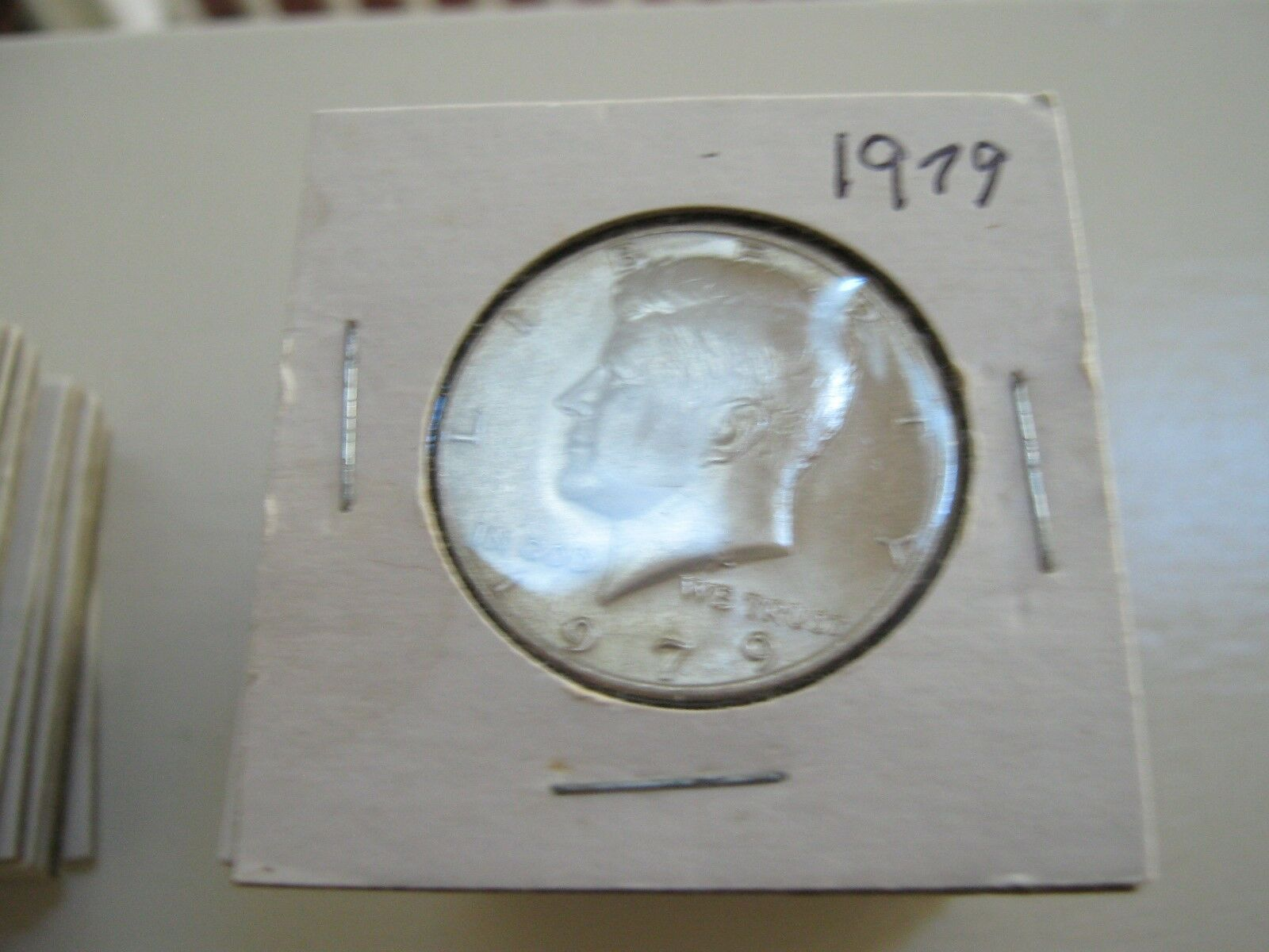 Kennedy Half Dollars , 1976 - 1977 , Mixed Dates and Mi
