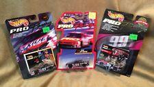 Hot Wheels Pro Racing NASCAR 1997 #99 Exide Batteries Jeff Burton 1st Preview Ed