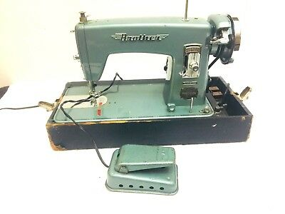 Brother Precision Sewing Machine Synchro Matic Made In Japan Vintage Beauteous Brother Japan Sewing Machine
