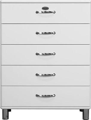 Tenzo Kommode Malibu 5295 in Weiß, Schrank, Sideboard, Anrichte, Highboard
