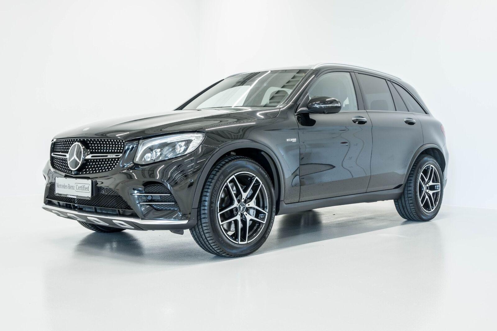Mercedes GLC43 3,0 AMG aut. 4-M 5d - 4.621 kr.