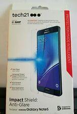 Note 5 Screen protection genuine Tech21 BulletShield Anti-Glare Samsung