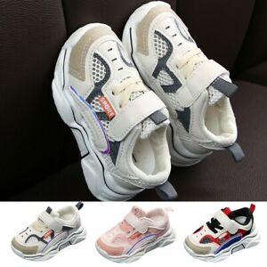Toddler-Kids-Baby-Girls-Boys-Shoes-Mesh-Sports-Casual-Fashion-Running-Sneakers