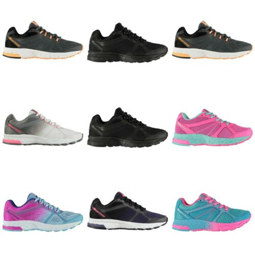 KARRIMOR TEMPO 5 WOMEN/GIRLS SHOES JOGGING RUNNING WALKING GYM TRAINERS NEW