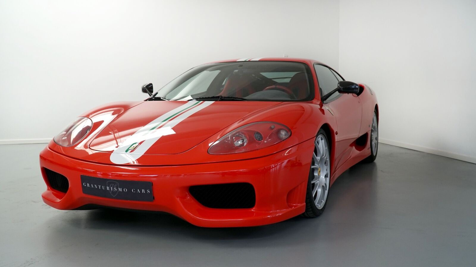 Ferrari 360 3,6 Challenge Stradale F1 2d