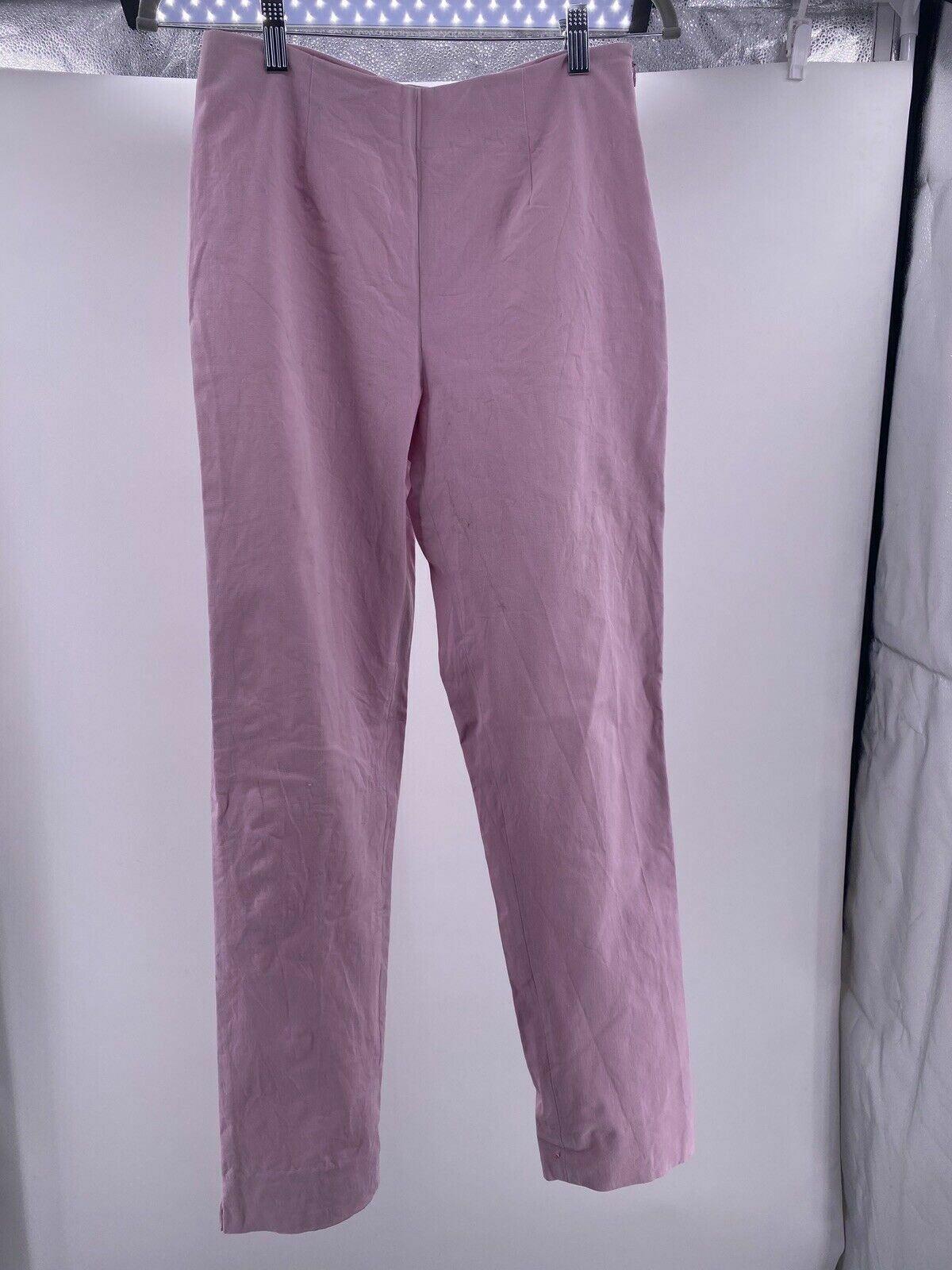 Leggiadro Womens Bubblegum Pink Pants Slacks - image 2