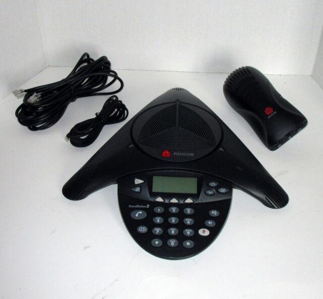 Polycom SoundStation2 EX Conference Phone 2201-16200-601 (N2)