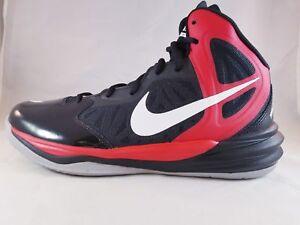 Nike Prime Hype DF Men's Basketball Shoe 683705 003 Size 11.5
