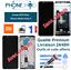Ecran-complet-LCD-tactile-Xiaomi-Redmi-Note-5-Outils-et-colle-stock-FR miniature 1