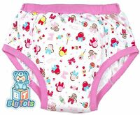 Big Tots Minnie Mouse &n Candy Adult Training Pants Baby Fabric