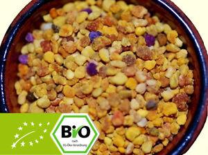 500g Bio Blütenpollen - 1A Imkerqualität