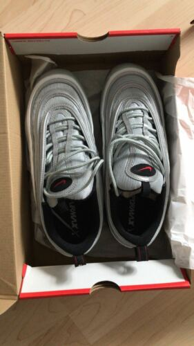 44 '97 Gr Nike Vapormax Air Us 10 Silver Bullet EExR8q07w