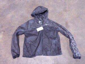 Details about NEW Nike Women's X LARGE Shield Flash Running Reflective Jacket XL 799885 010