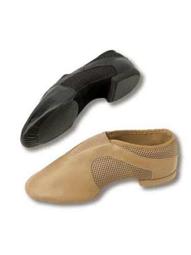 Revolution Slip-on Split Sole Jazz Shoes UK 12 CH