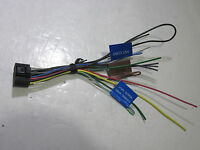 Original Kenwood Kdc-165u Wire Harness W6