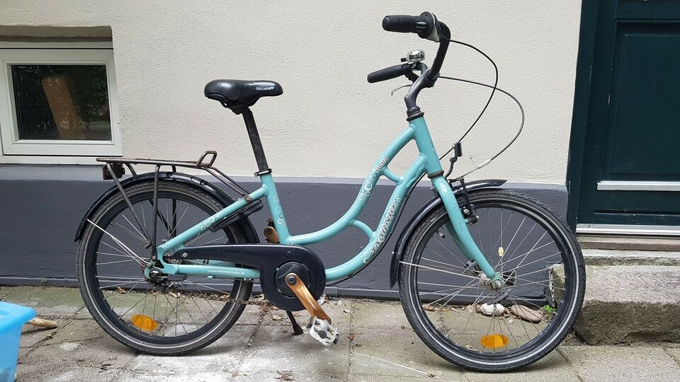 Pigecykel, classic cykel, Taarnby