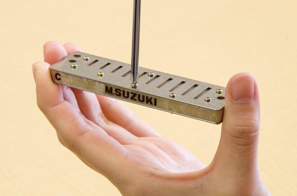 Suzuki M-20MAJ7-D Manji principales 7th armónica, clave clave clave de D b41bc0