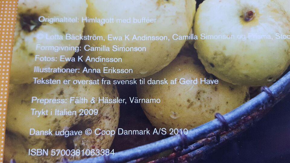 HIMMELSK GODT MED BUFFETER, LOTTA BÄCKSTRÖM, EVA K.