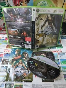 XBox-360-Infinite-Undiscovery-TOP-RPG-amp-1ERE-EDITION-Fr