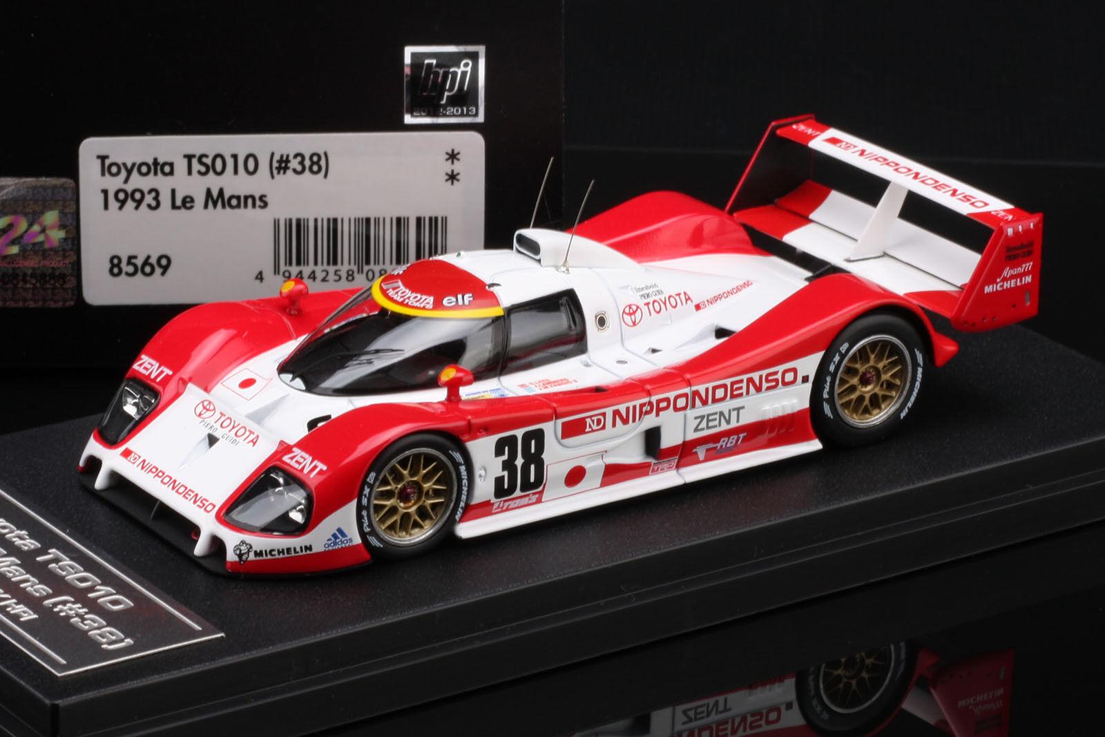 Toyota TS010 ( 38) 1993  LE MANS  -- HPI  8569 1 43