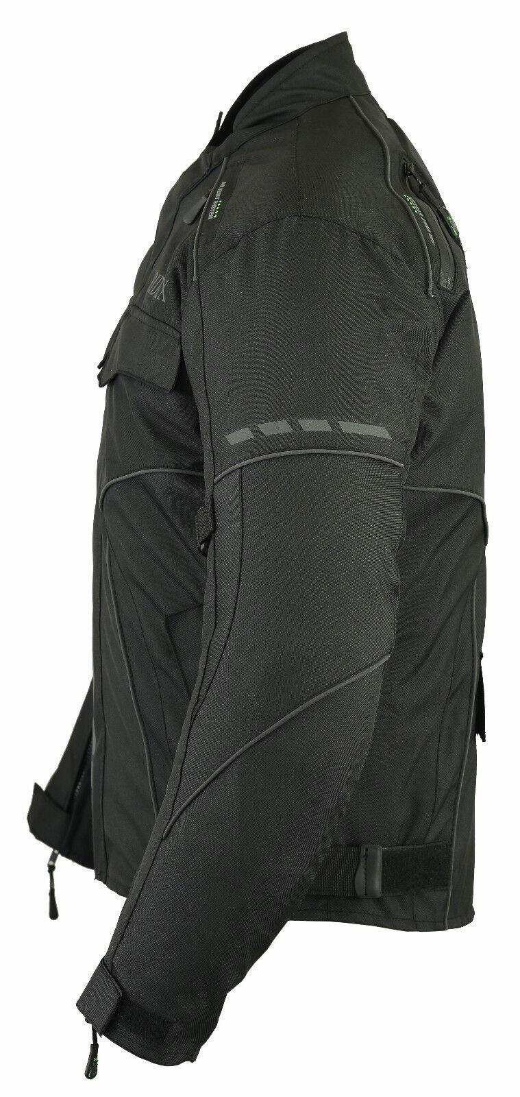 RIDEX CJ3 Motorbike Motorcycle Jacket Waterproof Protection