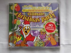Jive-Bunny-and-The-Mastermixers-Ultimate-Christmas-Party-CD