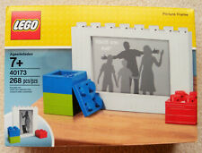 LEGO 40173 Buildable Picture Frame With Trinket Boxes BRAND