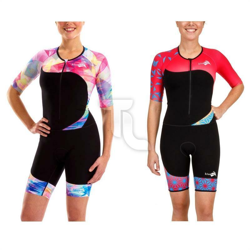 Kiwami TOKYO TOKYO TOKYO LD AERO Triathloneinteiler Trisuit Damen NEU Ärmel dd375f