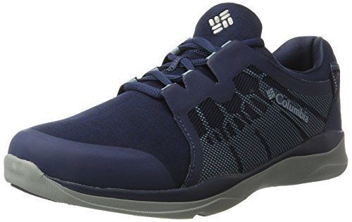 Columbia Men's Ats Trail LF92 Collegiate Navy bluee Hiking shoes Sz 14 NIB
