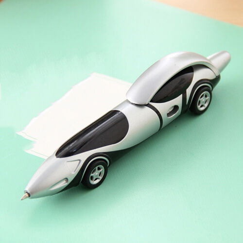 2 Creative Stationery Can Scroll Wheel Cartoon Pen Car Ballpoint Pen Ballpoint