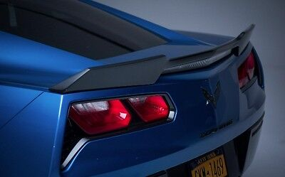 2014 and Up Painted Chevrolet Corvette High Rise Post Spoiler C7