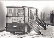 FOTO/REPRO ZEIGT U-BAHNWAGEN VON 1924 (AGF509)
