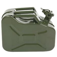 Can Hilka Tools 84809510 10l Plastic Fuel Can Green