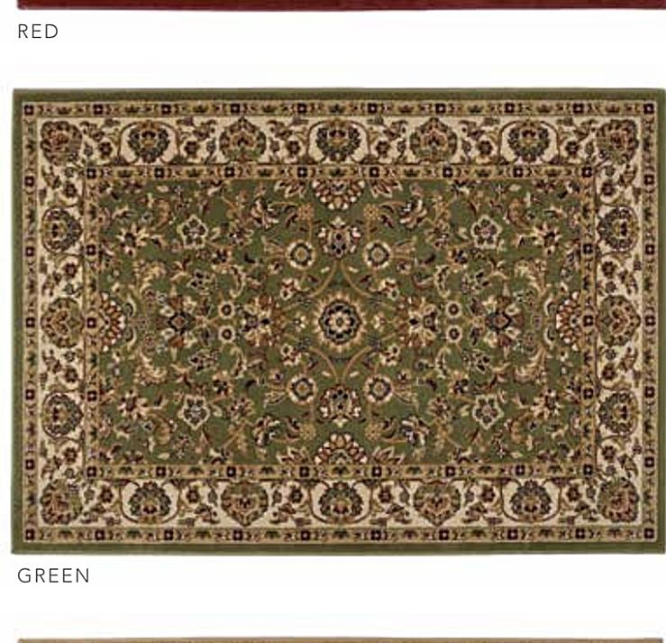 Origine Origine Origine Gracie turc style bohème Tapis Vert 3 tailles autres couleurs | Soldes  63d8bd