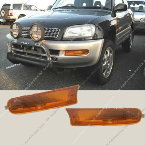 Front Fender Compatible with 1996-1997 Toyota RAV4 Driver Side ...