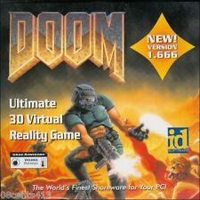 Ultimate Doom DOS (PC, 1995) for sale online   eBay